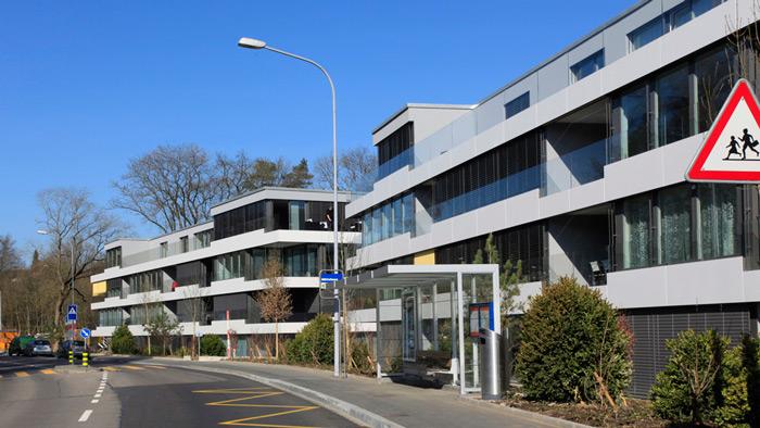 Mötteliweg, Zürich