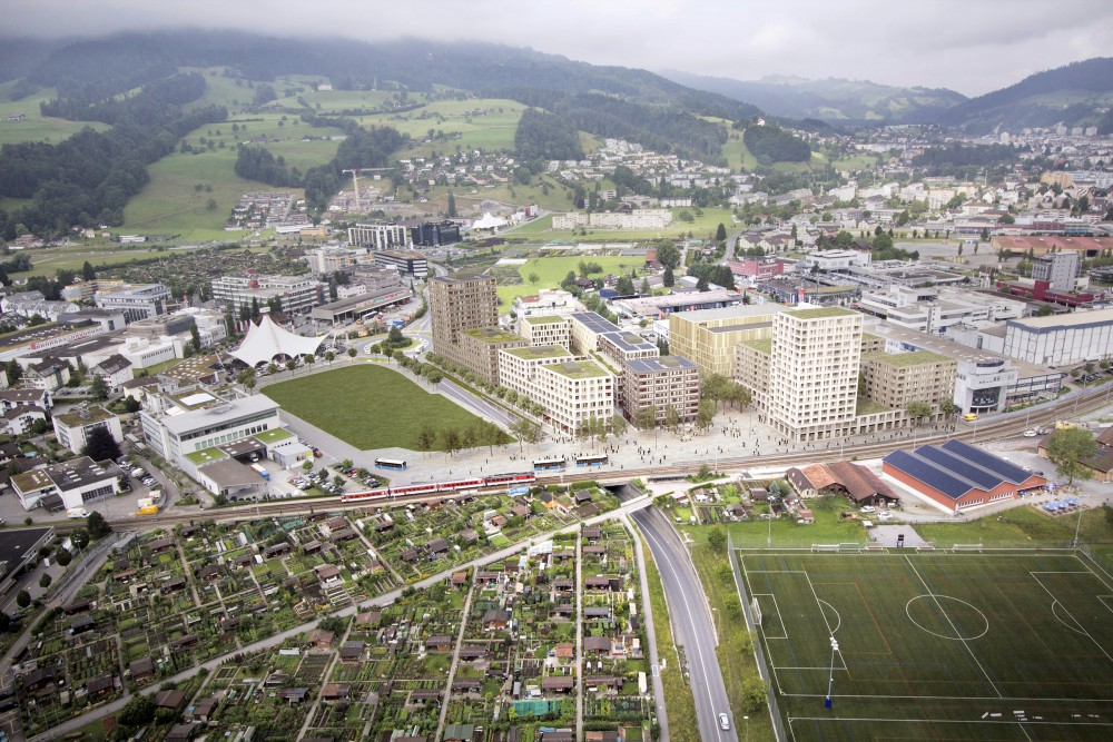 Mattenhof, Zürich