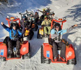 Ski Weekend 19