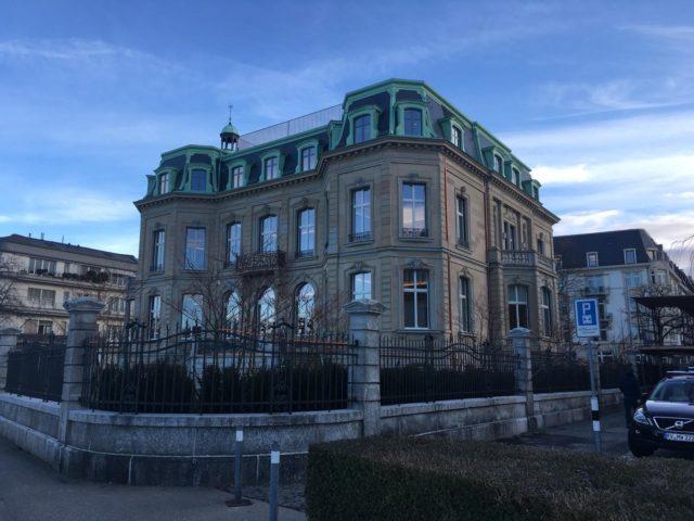 Villa Windegg – Lindt & Sprüngli